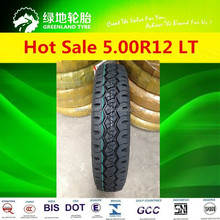 HOT SALE LIGHT TRUCK 500R12 CAR TIRE
