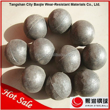 Dia 70mm unbreakable high/middle/low chrome casting iron ball