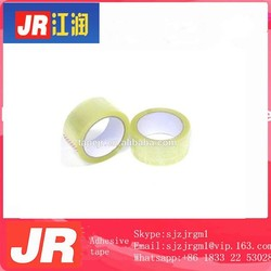 clear Acrylic Adhesive and BOPP Material tape ,made in china