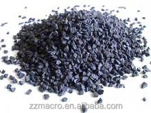 high purity 75%min black corundum powder for floor