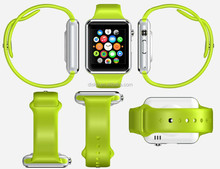 HD smart watch with Bluetooth camera SMS phone function