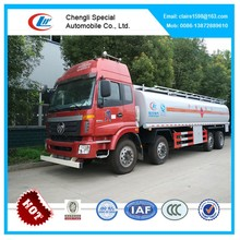 Foton 8*4 30CBM oil transporting truck of 21ton