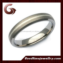 Ladies stone twins Stainless steel finger popularity rings