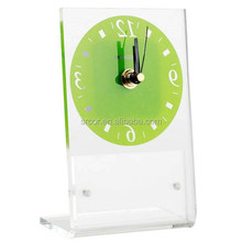 fashionable acrylic clock pictures
