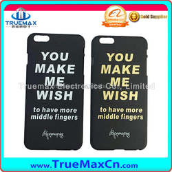 For iPhone 6 custom hard pc Phone Case for iphone printing