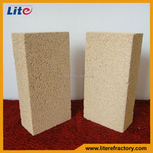 70% high alumina insulating fire brick