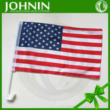 2015 top selling products american car window flag