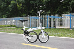 2015 New electric bicycle! Li-ion battery rechargeable quick folding portable folded electric pocket bike