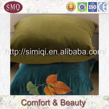 velvet pillowsn decor printed cushion cover small pillow cases