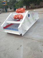 2015Henan tong tai dewatering vibrating screen ;
