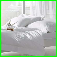 Discount 100% cotton king size hotel bed linen