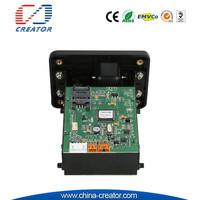 self-service kiosk insert smart manual ic magnetic RFID card reader