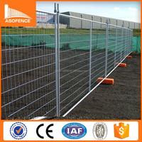 New Zealand temporary construction fence/ temporary fence panels hot sale/ temporary fence