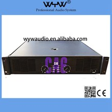 BTL 1600 Watts CLASS H audio professional power amplifier