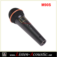 M90S Professional Handheld Ribbon Drum Wired Microphone