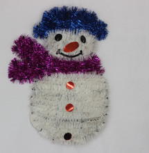 2015 New Products Christmas Decoration Sale/Inflatable Abominable Snowman Christmas Decoration