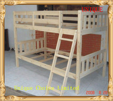 Hot Sale Wooden Separable Kids Bunk Beds