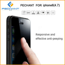 Oleophobic Privacy 9H Tempered Glass Screen Protector for iPhone 5 5C 5S 6 & Plus