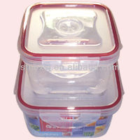 Plastic Food Container / Crisper / Dinnerware