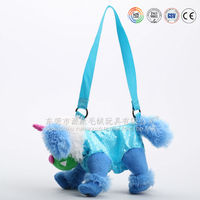 Lovely cute 2014 animal cat backpack for kids export to America market