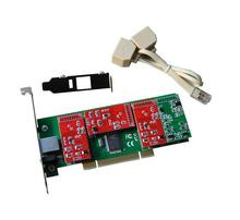 TDM400P 2FXS+2FXO Asterisk Voip card works with 2U and 4U classis