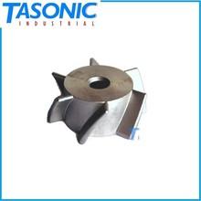 Custom Turbine Stainless Steel Pump Parts