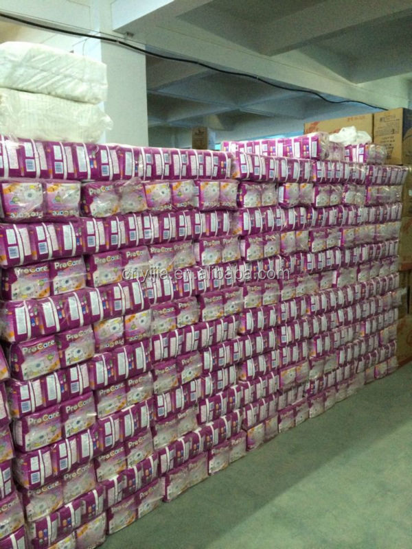 Sleepy Baby Diapers for Babies, Disposable Baby Diapers Manufacture in China.