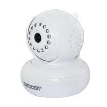 Wireless Wifi PT Audio P2P JW0004 WANSCAM IP Camera