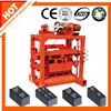 QTJ4-40B2 fully automatic brick making machine small machines to make money