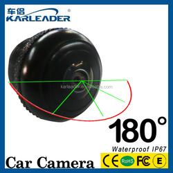 Mini 170 degree Anti Fog Glass Car Auto Rear View Reverse Backup Waterproof CMOS Camera