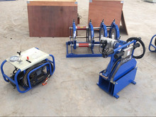 450 hdpe pipe fusion machine price