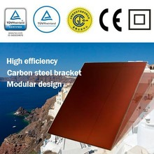 Hanergy Oerlikon wholesale 125w high efficiency photovoltaic cell kit photovoltaic solar