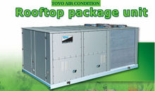 TOYO-AC rooftop package unit