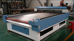 automatic fabric cutting machine price fabric laser cutting machine auto feeding conveyor table
