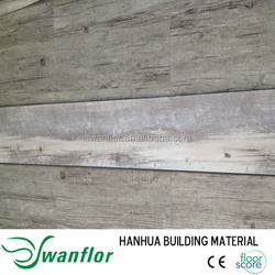 Fire proof and Waterproof Solid Oak/Walnut/Maple engineered plank flooring with Unilin Click