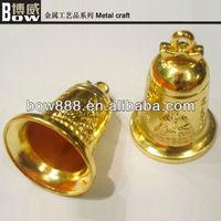 christmas bronze jingle bell