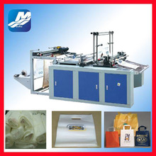 High efficiency shopping plastic bag making machine price for sale