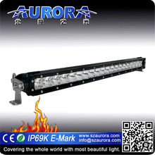 aurora best quality 20inch single row off road led driving light bar