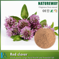 High purity Red clover extract 8%. 20%. 40%. 60% isoflavones