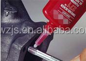 High pressure fuel pipe thread sealant