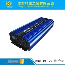 DC to AC 3000w pure sine wave off grid solar power inverter