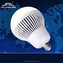 Commercial Lighting LED CE RoHS 50W 80W 100W High Bay Light LED Bulb E40 180 Degree