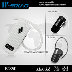 2014 bluetooth call answer/reject headset BJ850 wireless bluetooth electronic accessories&supplies