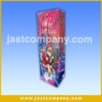Wholesale Musical Wine Paper Cheap Christmas Gift Bags