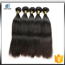 Factory Price 7A 100% natural color Indian human hair,chinese beauty products