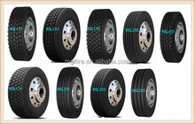China top quality 2,500,000 KMS mileage bus tire 11R22.5