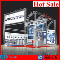 Hot sale Guangzhou China Cheap CE,SGS ,TUV cetificited stage truss aluminum steel space truss structure