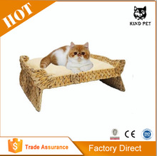 Natural Handmade Wicker Cat Bed