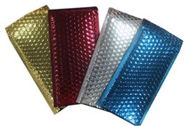 Colourful Aluminum foil bubble mailer custom bubble mailer