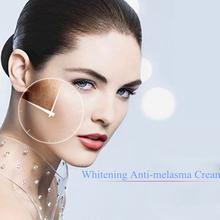 Crema para reparación celular y blanqueamiento de la piel, con esencia de placenta vegetal